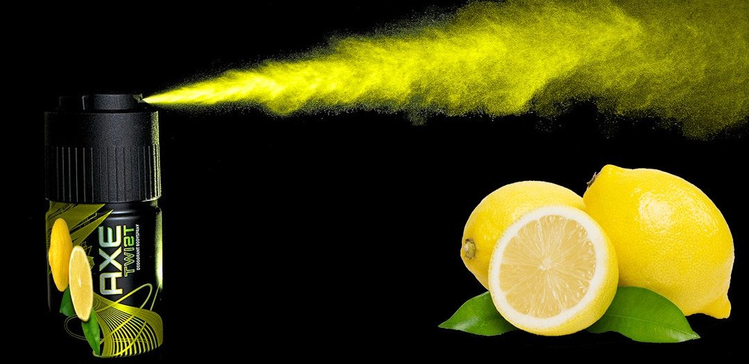 lemon spray