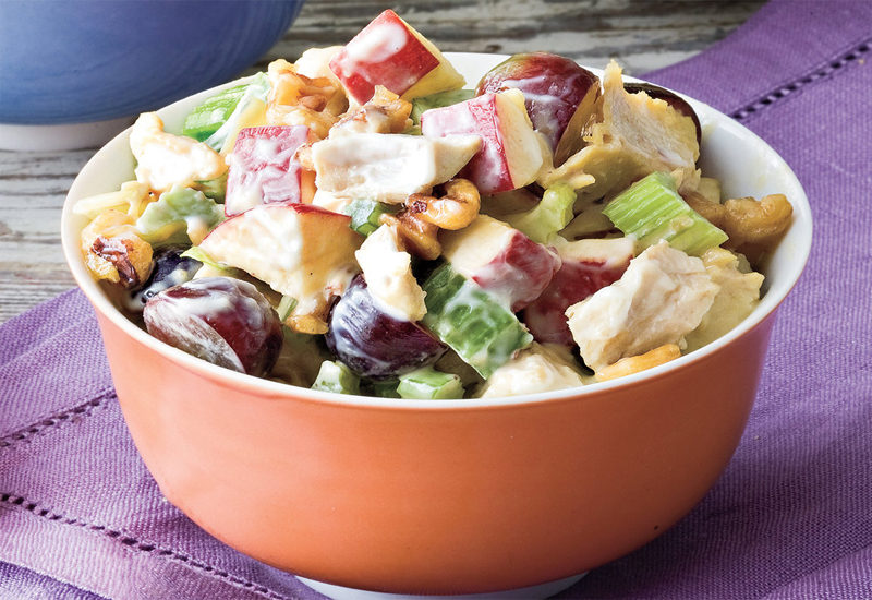 Waldorf Salad Famous Recipe