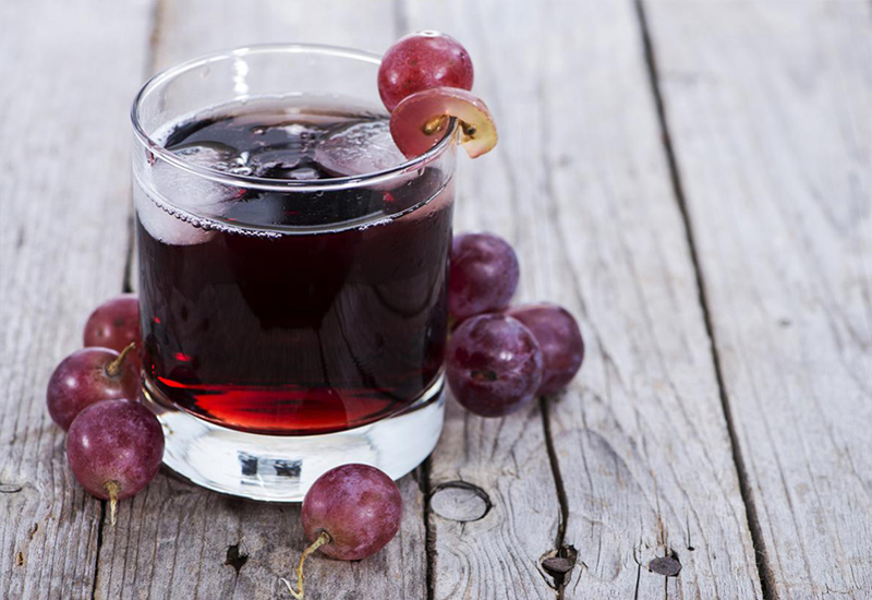 Grapes Juice Recipe