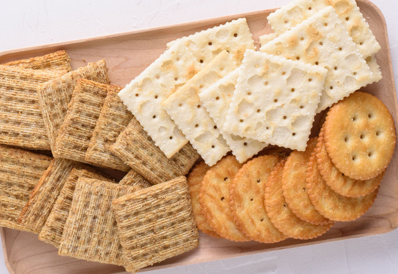 snack cracker